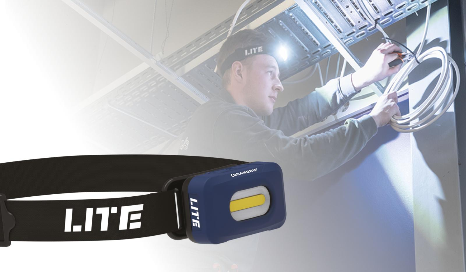 Introducing HEAD LITE S – a basic headlamp at an extremely attractive price