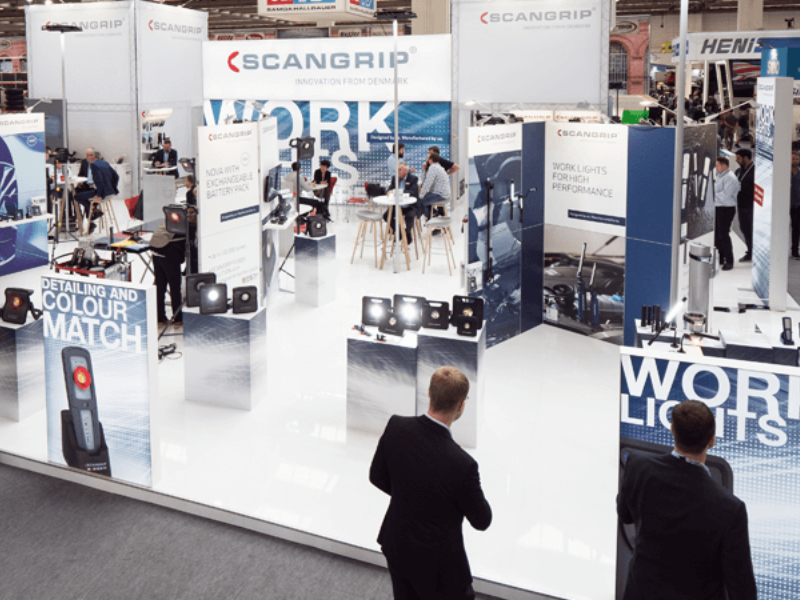 Exciting days at AUTOMECHANIKA 2018
