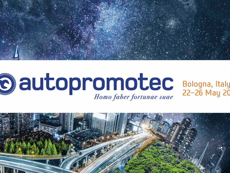 See you at Autopromotec 2019